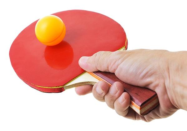Cách chọn vợt bóng bàn