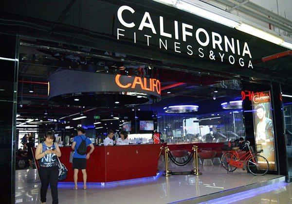 California Fitness & Yoga quận 7