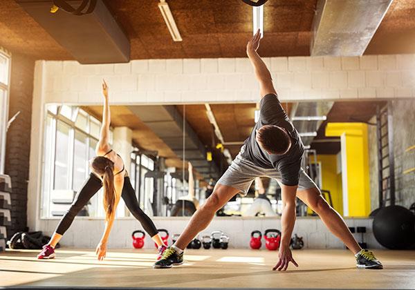Cần khởi động trước khi tập Gym