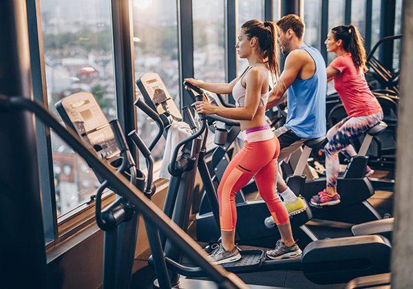 Tập Cardio giảm mỡ lưng