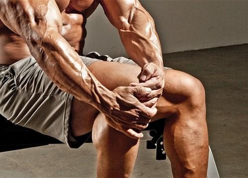 Các chấn thương thường gặp trong quá trình tập luyện