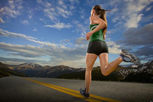 chạy bộ tốt cho xương khơp