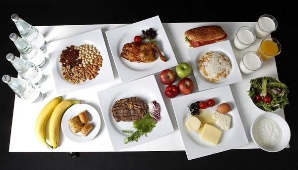 chia nhỏ khẩu phần ăn giúp giảm cân hiệu quả