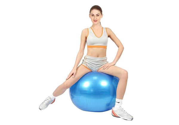 Chọn bóng tập Yoga