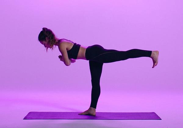 Chọn thảm tập Yoga