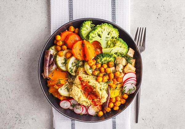 Chọn thực phẩm giảm cân