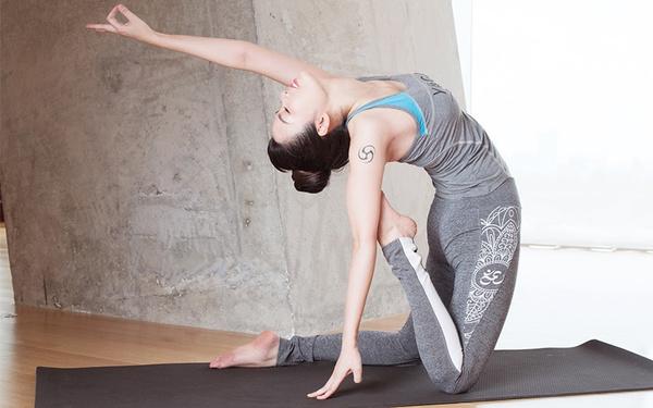 Chọn trang phục phù hợp giúp bạn thoải mái hơn khi tập luyện