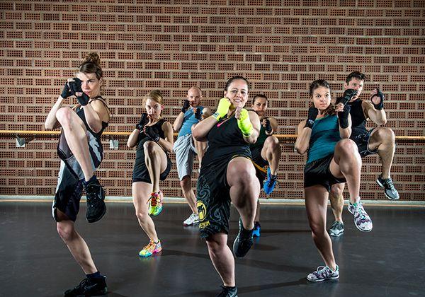 Chuẩn bị trước khi tập Body Combat