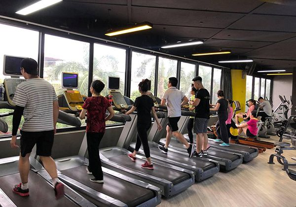 Chung Thao Fitness & Yoga Centre