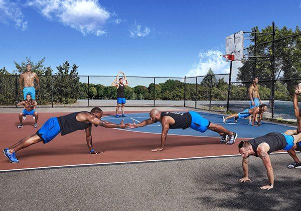 Circuit Training giúp giảm cân
