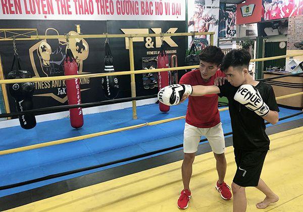 CLB Boxing Đống Đa - Hà Nội