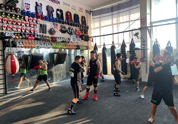 Địa điểm học Boxing ở Hà Nội chất lượng, đông hội viên Nhất !