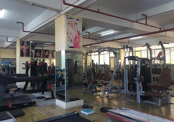CLB Gym Hàng Hải