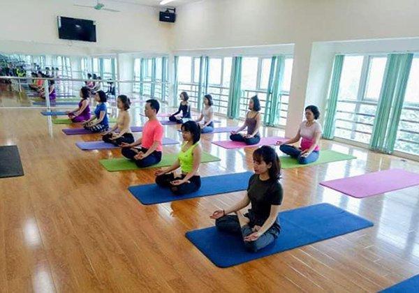 CLB Yoga Bồ Đề - Long Biên