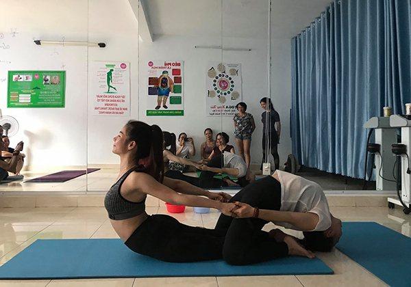 CLB Yoga Hương Thảo - Bình Thạnh