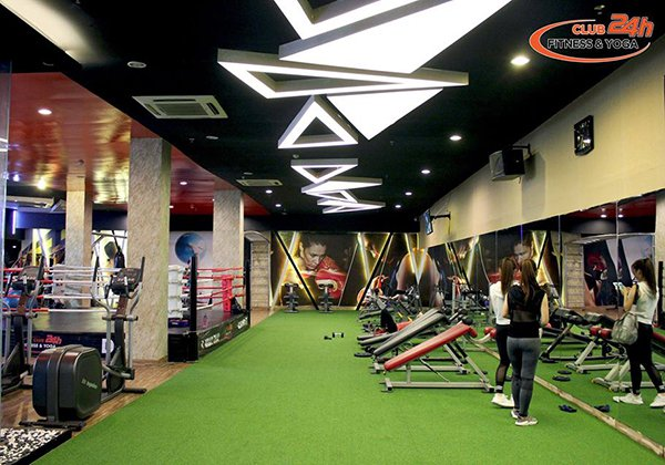 Club24 - Fitness & Yoga quận 5