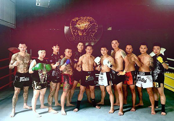 COBRA MuayThai Training Camp