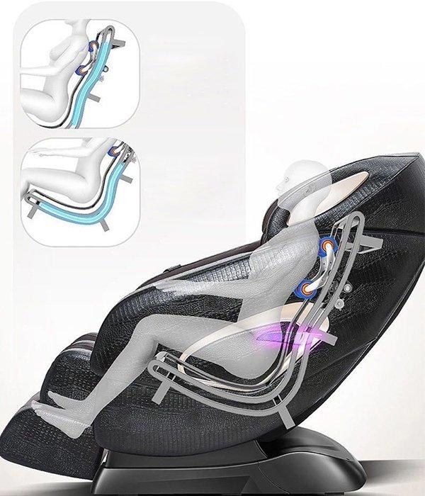 Con lăn ghế massage Sakura C320L-12