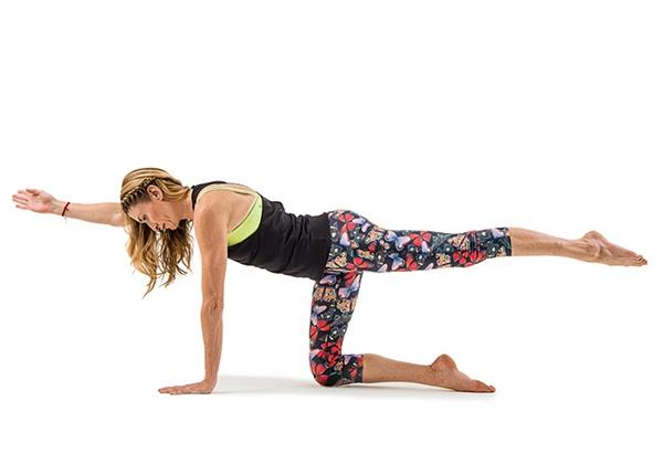 Core Yoga giúp giảm cân
