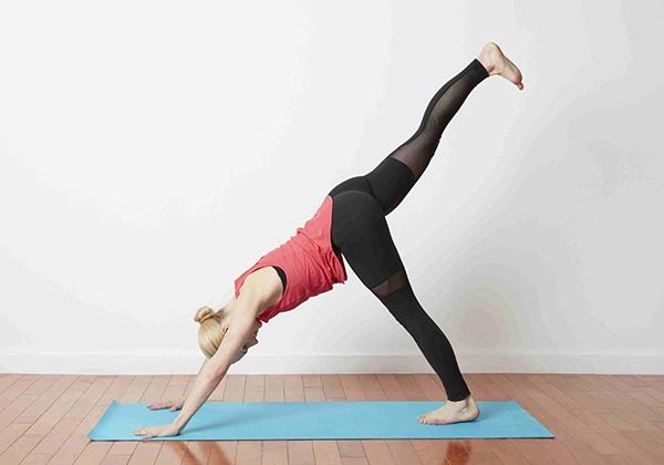 Core Yoga giúp xương chắc khỏe