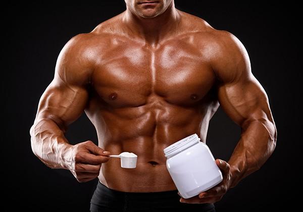Creatine giúp tăng độ dày cơ bắp