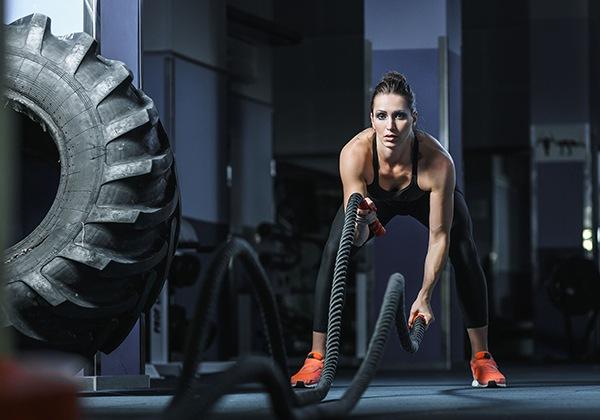 Cross Training giúp giảm cân