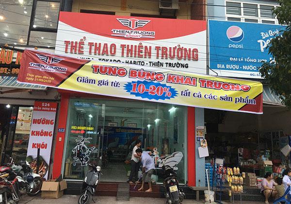 Mua bàn bóng bàn tại Nam Định ở đâu chất lượng, giá rẻ nhất?