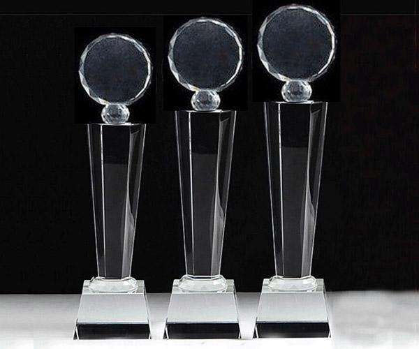 Cúp pha lê CPL 03 mẫu đẹp, giá rẻ nhất tại Thiên Trường Sport