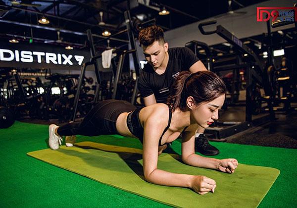 Các phòng tập Gym Long Biên chất lượng, được yêu thích nhất