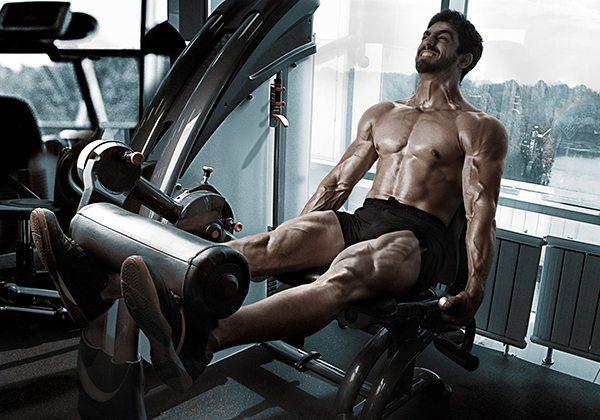 Cách làm chân to hơn cho nam bằng các bài tập Gym tốt Nhất