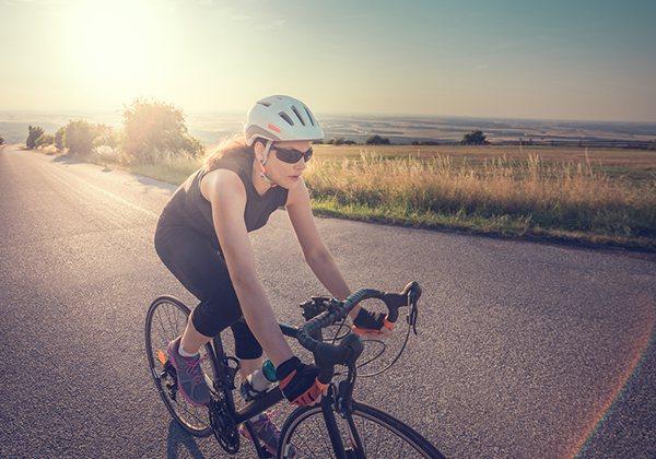 Đạp xe bổ trợ cho chạy bộ