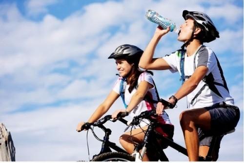 đạp xe đúng cách giúp giảm cân