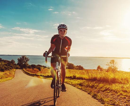 Cách đạp xe đúng cách giúp giảm cân hiệu quả chia sẻ từ HLV