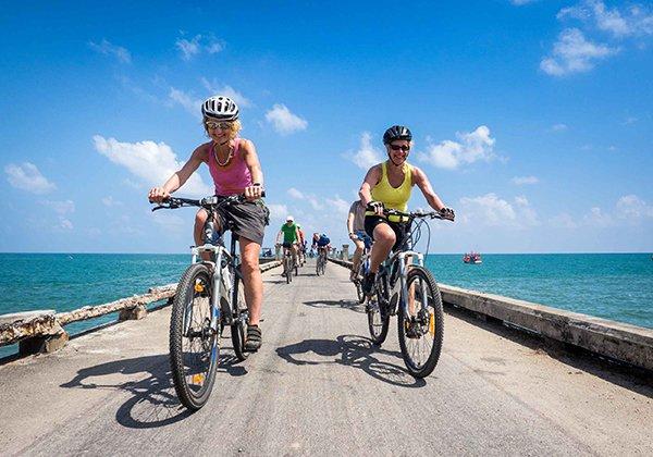 Đạp xe giúp phòng ngừa ung thư