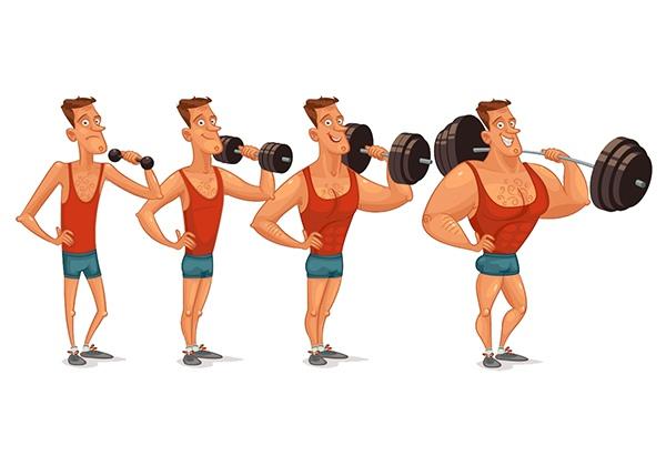 Bí quyết tăng cân tăng cơ hiệu quả nhất cho người mới tập Gym