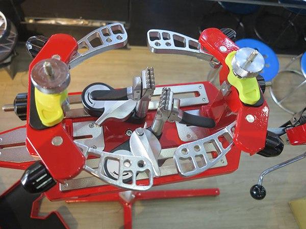 Đầu máy căng vợt Pro-SM EX-2600DCH6K