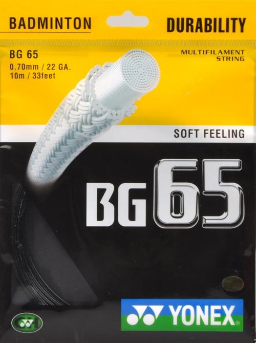 Dây đan vợt cầu lông Yonex BG 65