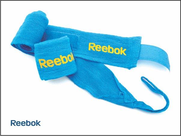 Dây băng Reebok 3m tập đấm bao cát