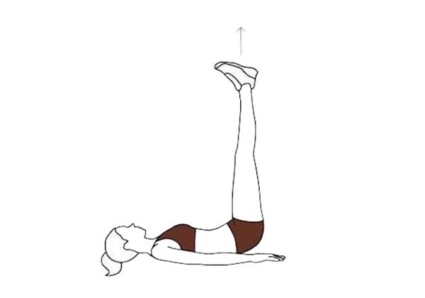 Đẩy hông giảm mỡ bụng