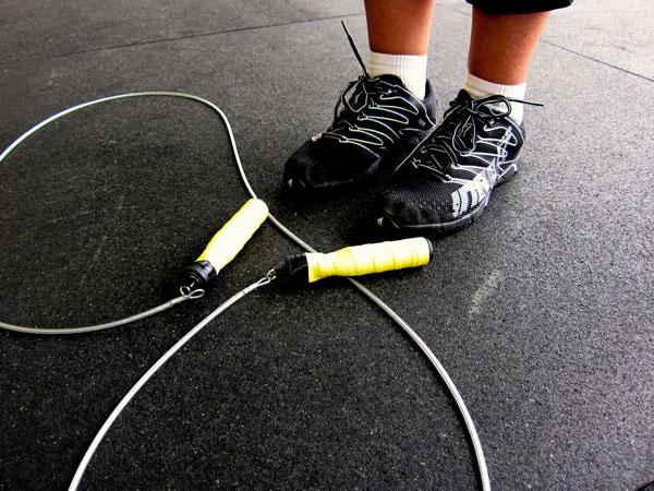 dây nhảy nâng cao thể lực