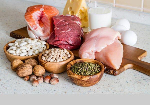 Dinh dưỡng để tập thể hình tăng cân