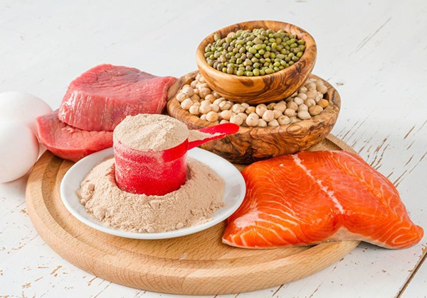 Dinh dưỡng giúp tăng Testosterone