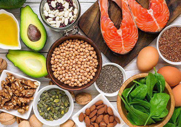 Dinh dưỡng tập Yoga tăng cân