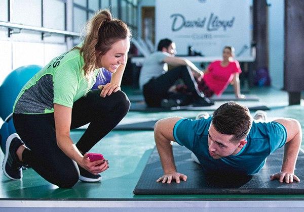 Động tác tập Gym phải chuẩn