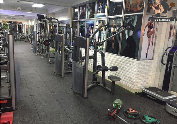 DS Gym & Fitness World Cầu Giấy