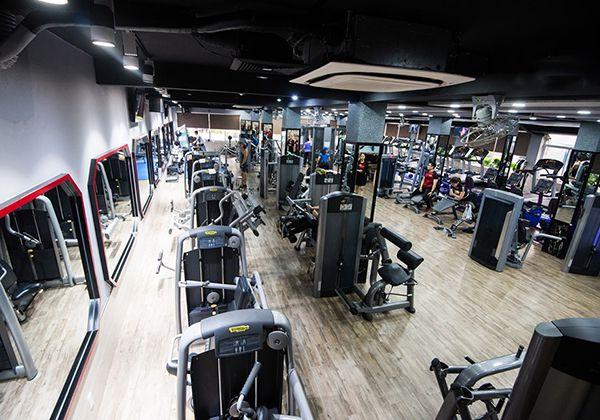 Phòng tập Gym quận Phú Nhuận cho nam nữ đông khách Nhất