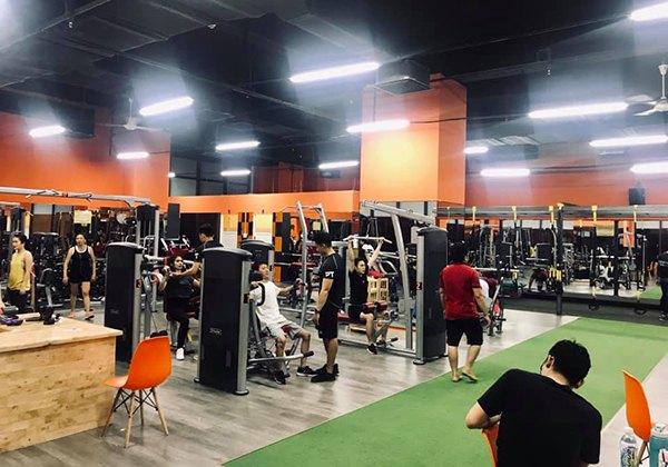 Exciter Sports Quận 2 Fitness & Yoga