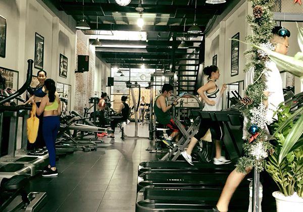 F5 Gym and Fitness Club quận 2