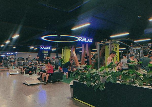 Fit-Fitter Gym & Yoga 195 Khâm Thiên
