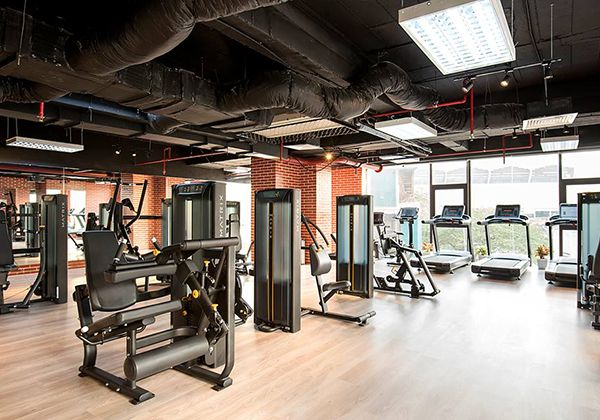 Fitness Station Gym & Yoga Thanh Xuân